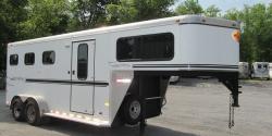 ' Horse trailer